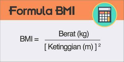 Cara Menggunakan Kalkulator BMI Anda sangat baik